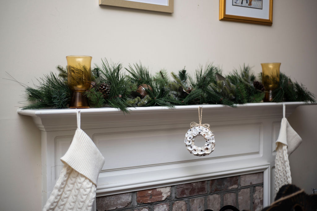 DSC_2447 Lowcountry Christmas: Oyster and Gullah Inspired Decor