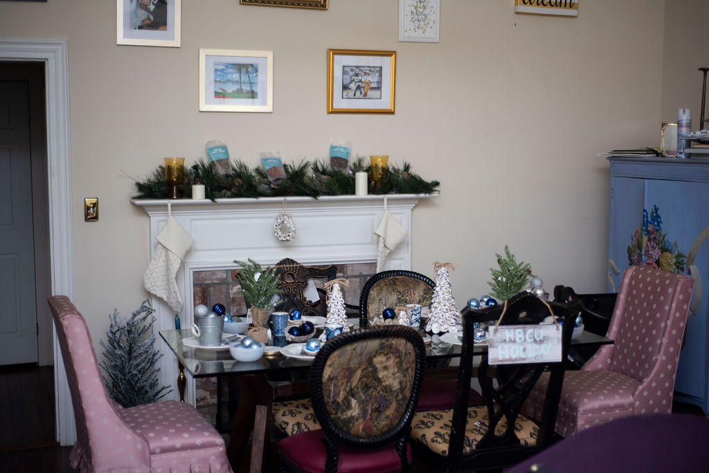 DSC_2478 Lowcountry Christmas: Oyster and Gullah Inspired Decor