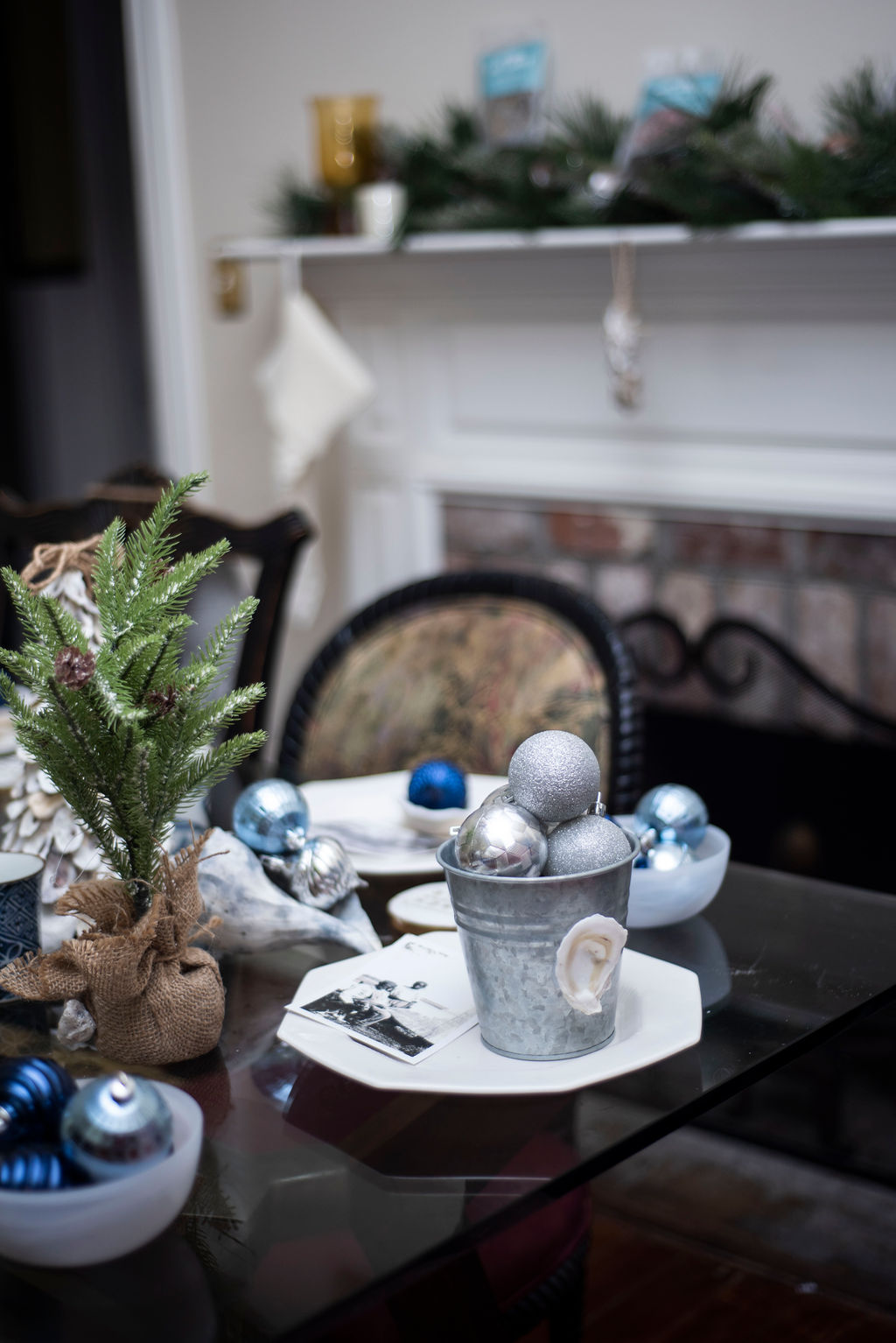 DSC_2483 Lowcountry Christmas: Oyster and Gullah Inspired Decor