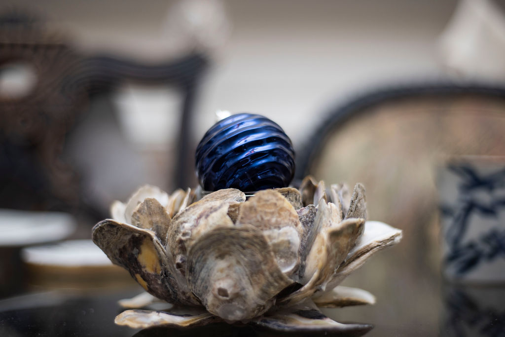 DSC_2490 Lowcountry Christmas: Oyster and Gullah Inspired Decor
