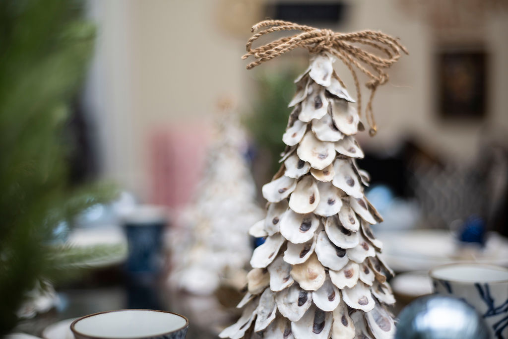 DSC_2504 Lowcountry Christmas: Oyster and Gullah Inspired Decor