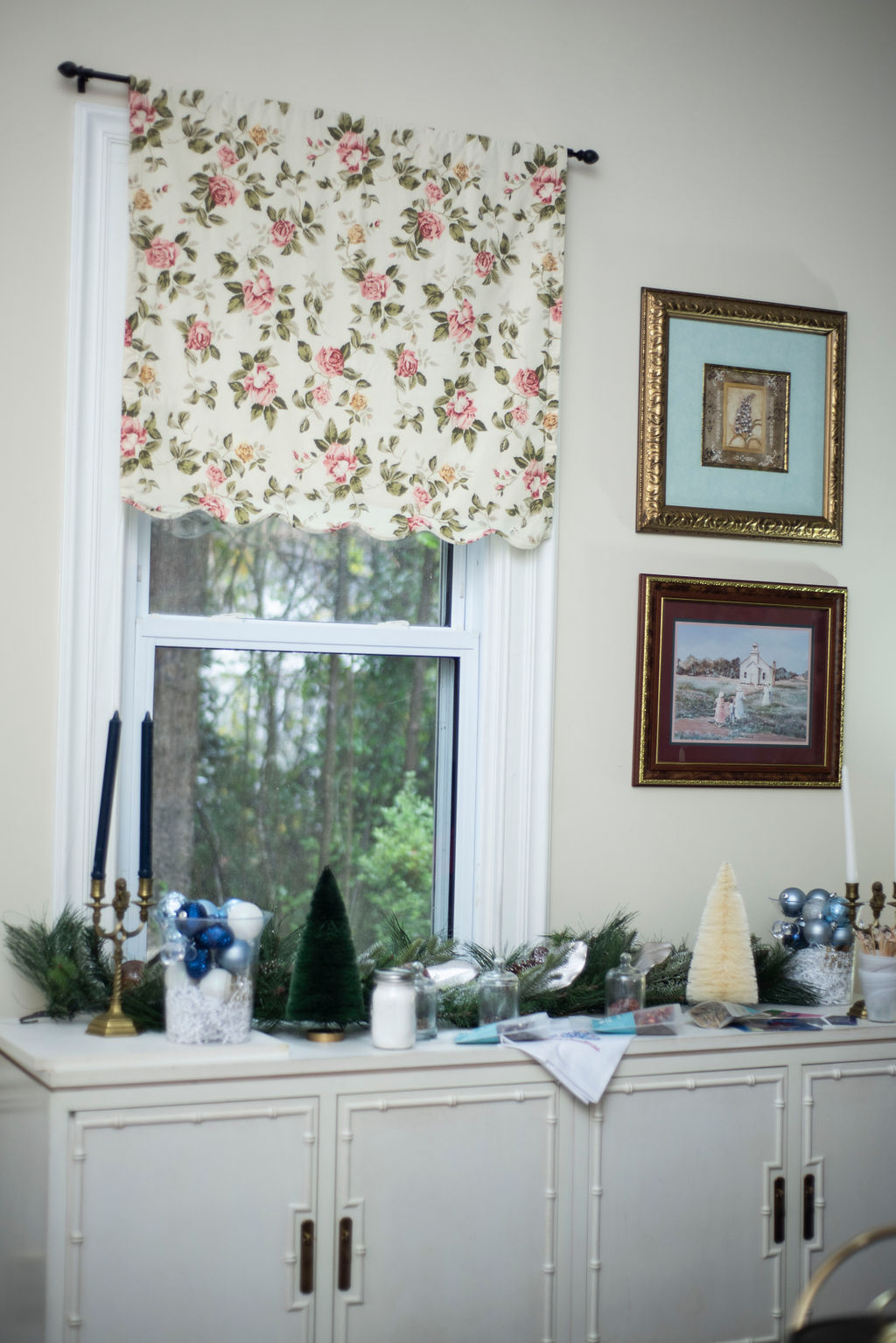 DSC_2561 Lowcountry Christmas: Oyster and Gullah Inspired Decor