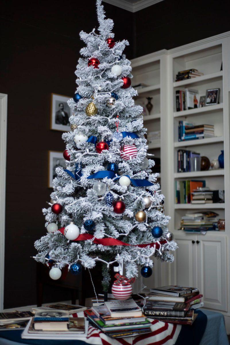 DSC_2907 Patriotic Holiday Decor: Reconstruction Era Holiday Theme