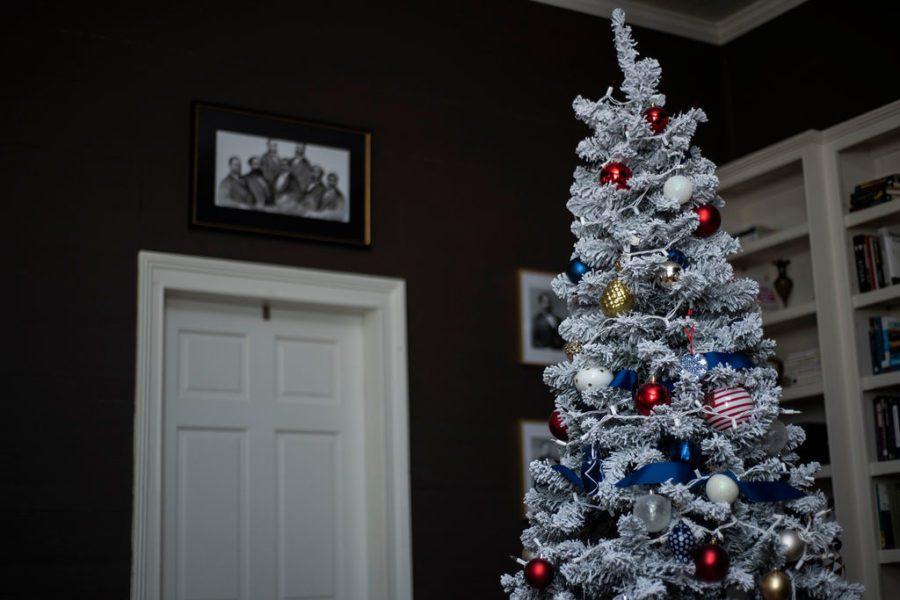 DSC_2908 Patriotic Holiday Decor: Reconstruction Era Holiday Theme