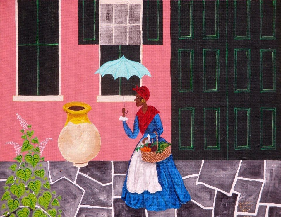 e777365f0b2020da48683dbf5d144206-2 New Orleans Design Feature: Creole Art We Love