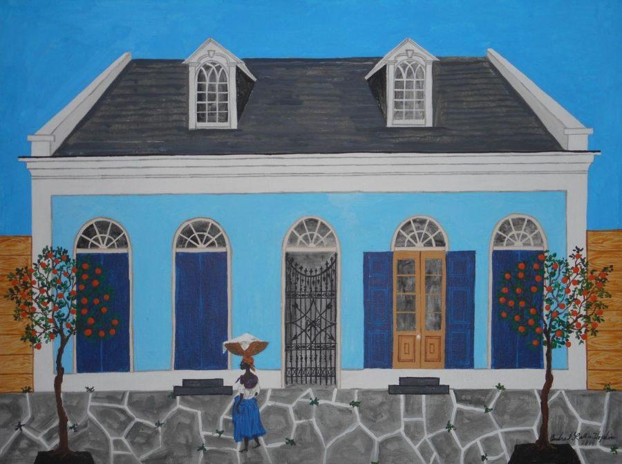 f4780efea1e6722bffc39b2f8aa0a0ef New Orleans Design Feature: Creole Art We Love