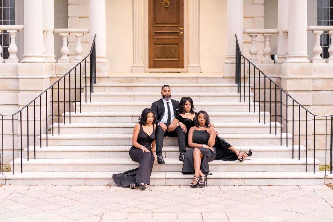 gaines2018-213-1440x961 Southern Black Love: 25 Anniversary Shoot with the Gaines Family