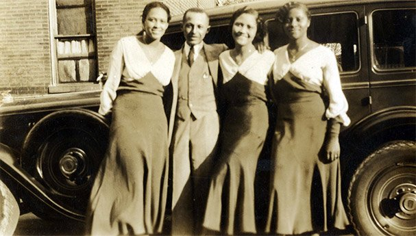 image04 HBCU Spotlight: Belles of Bennett College from the Past