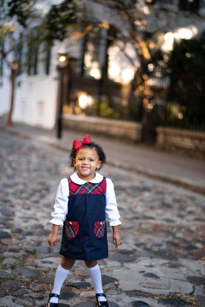image2-7 Black Southern Belle Baby Holiday Photos We Love