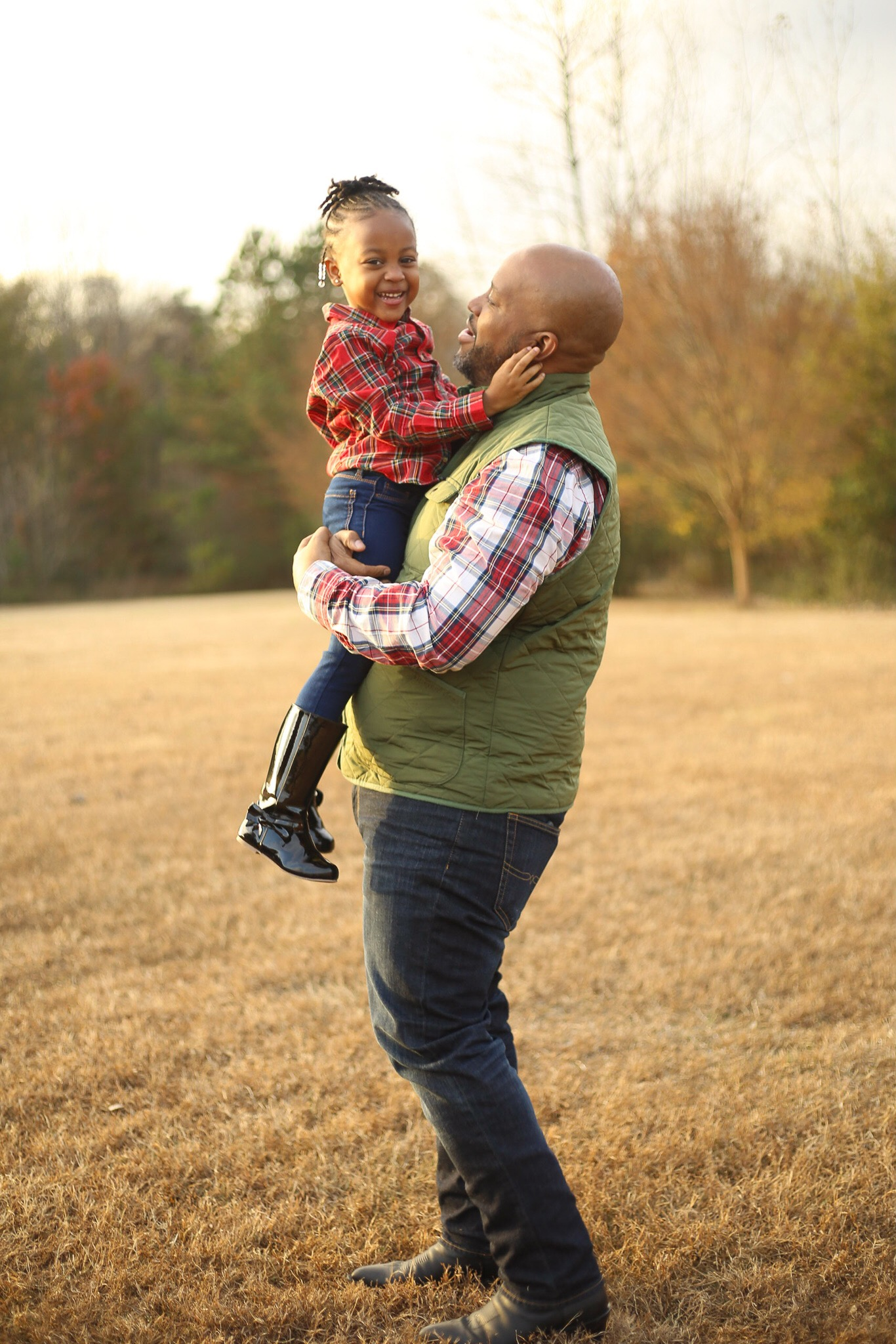 image3-3 Daddy's Girl: Father Daughter Holiday Photos We Love