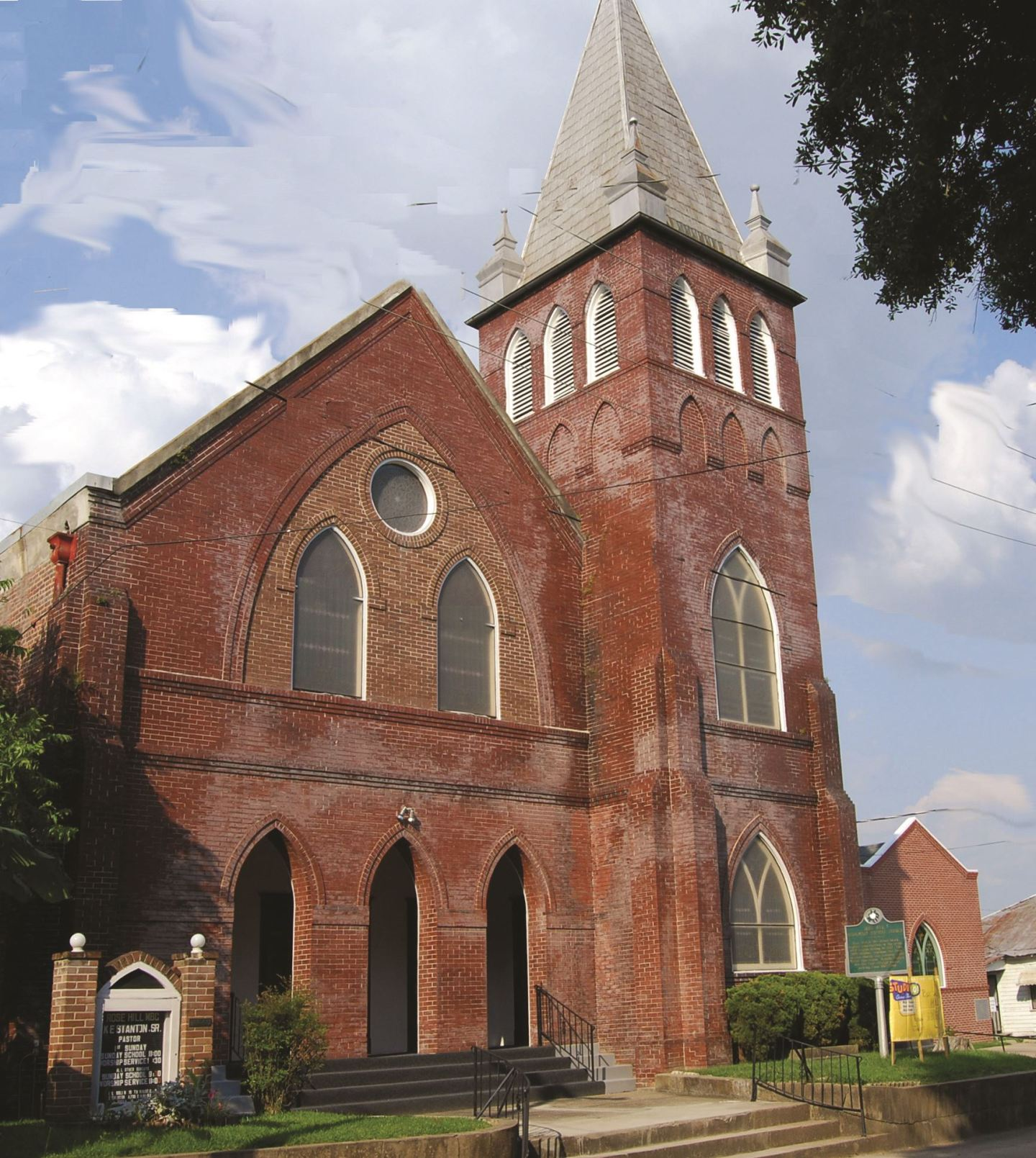rose_hill_mb_church-1440x1609 New Year's Eve Travel: Historic Black Churches to Visit for Watch Night Celebrations