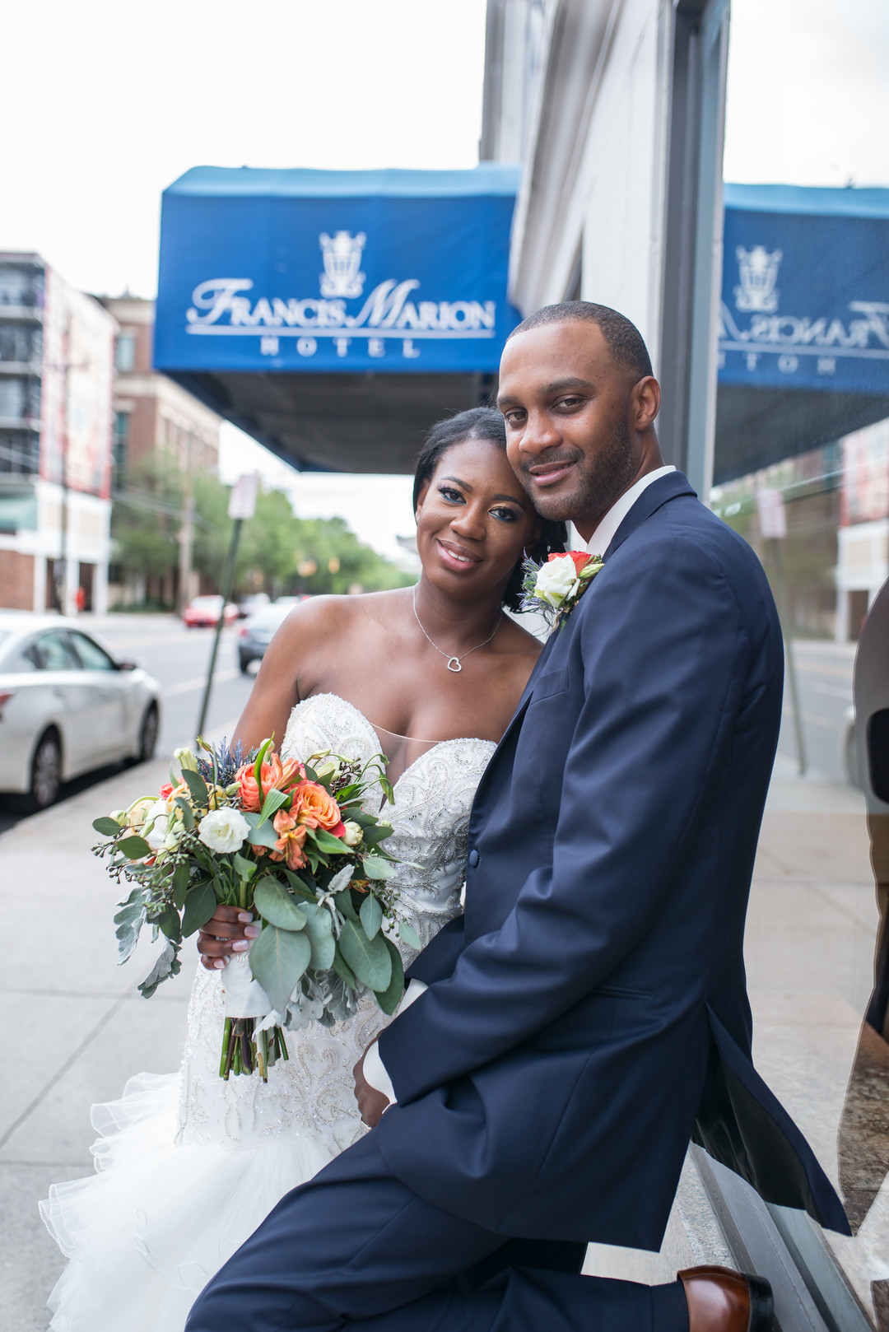 33mkzjmrsviyv6gjnt70_big Charleston, SC Spring Wedding at Francis Marion Hotel