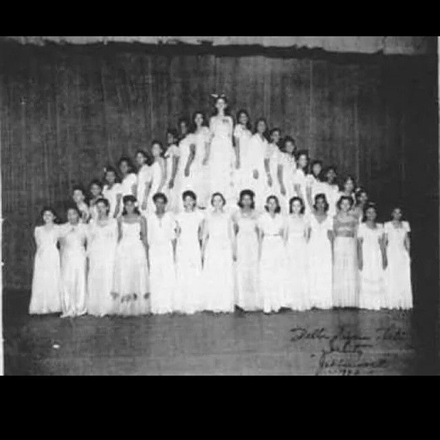 3c560df22d8875be9448046452f5ee6e-alpha-chi-delta-sigma-theta-sorority-inc Vintage Images of Delta Sigma Theta We Adore