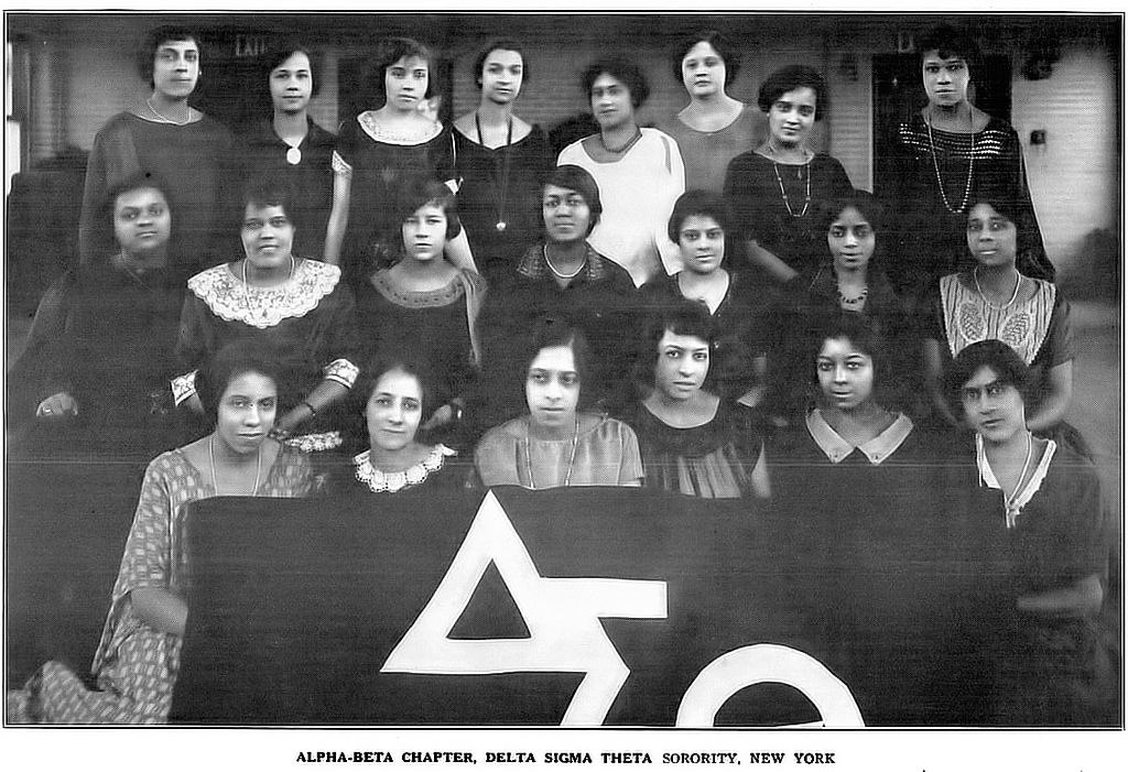 4760952928_2bcb6b94f8_b Vintage Images of Delta Sigma Theta We Adore