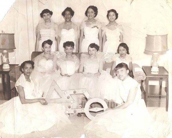 57c17e13473676bb551f27df0b9aa6c9 Vintage Images of Delta Sigma Theta We Adore