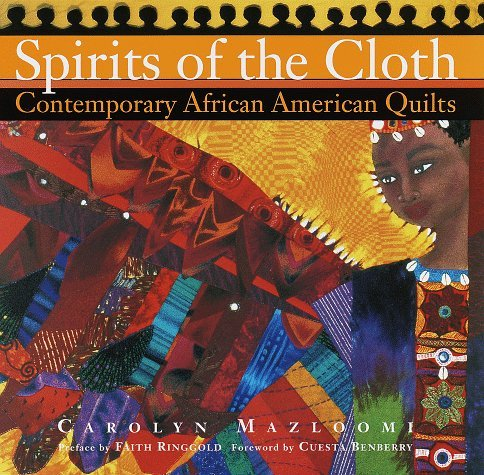61BBKDN71PL Books to Explore: African American Quilts