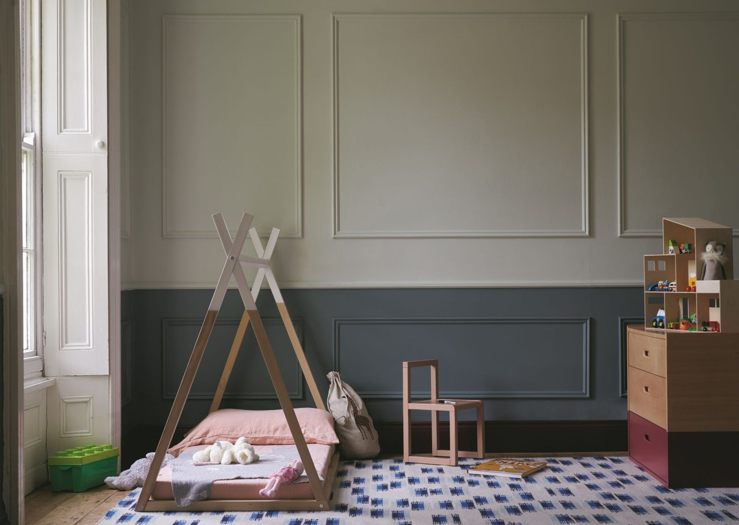 FarrowBall_3251413_FarrowBallNewColours2018.jpg-1440x1023 Paint Inspiration: 20 Colorful Rooms We Love