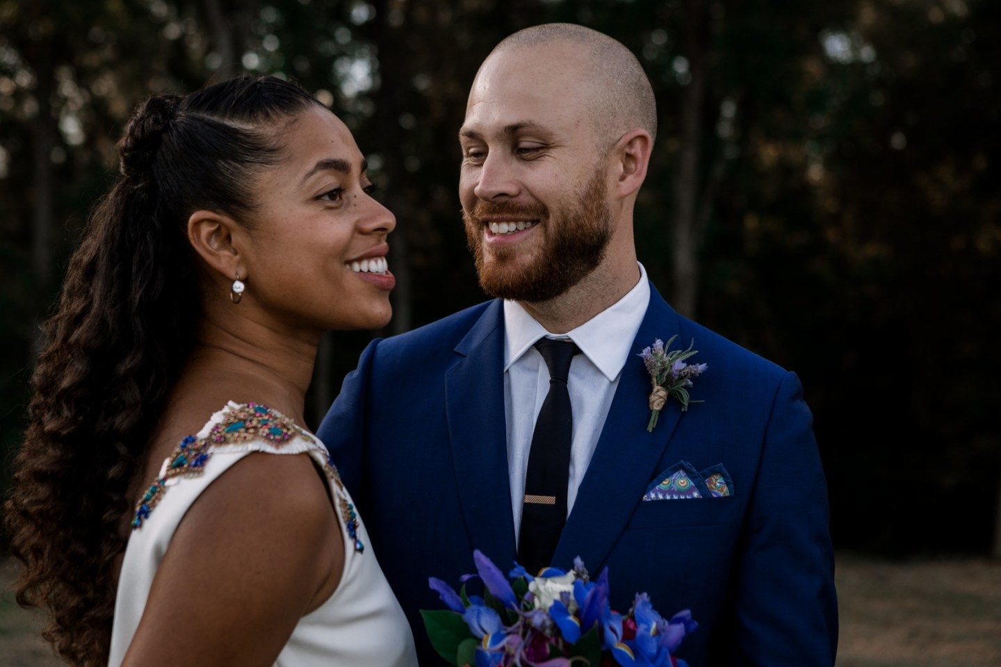 Southern Hospitality: Outdoor Nuptials in Thomasville, NC