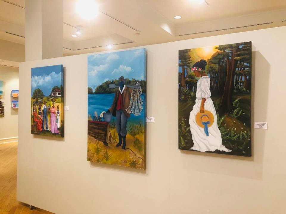 51795657_2305162752828185_4137946637437763584_n Gullah Celebration: Exhibit of The Great Migration