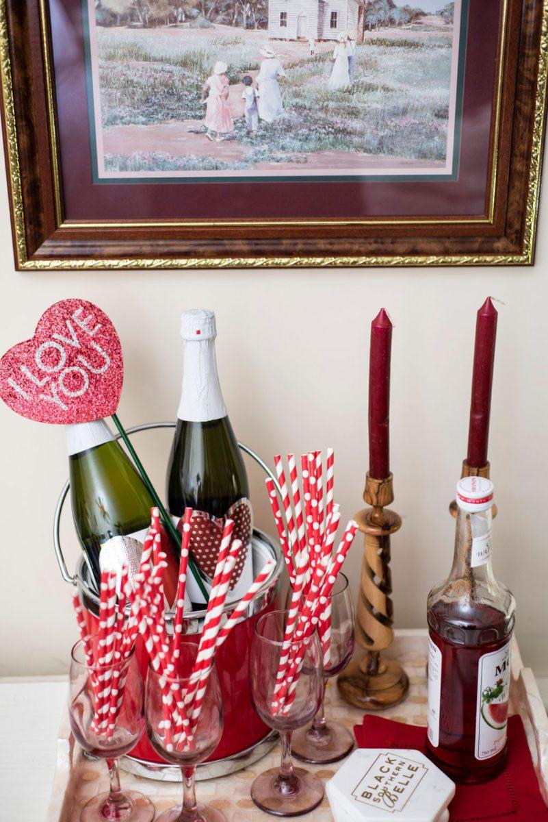 DSC_0506cr-1 Drink Inspiration: Valentine's Day Drink Tray Decor
