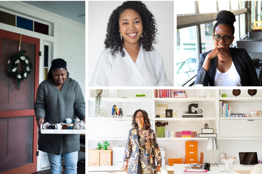 Black Owned Galentine's Day Fun from Lifestyle Experts