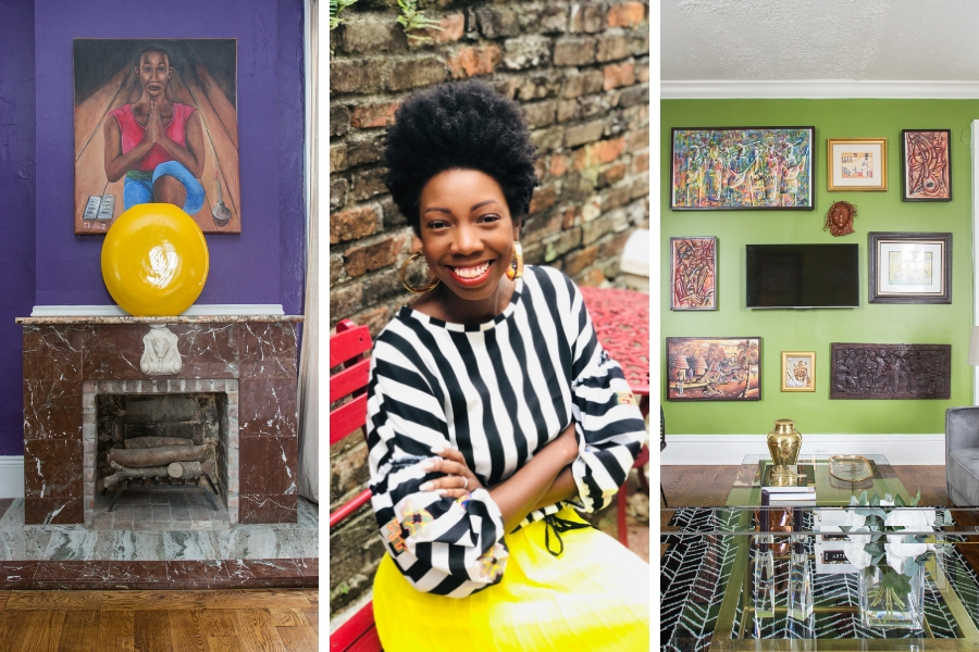 From Rocket Science to Interior Design: Baton Rouge Roots and Bold Design from April Vogt