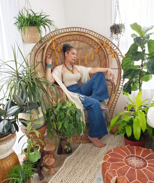 20190309_204125 Blogger Home Tour: Bohemian Styled Home in Chesapeake, VA