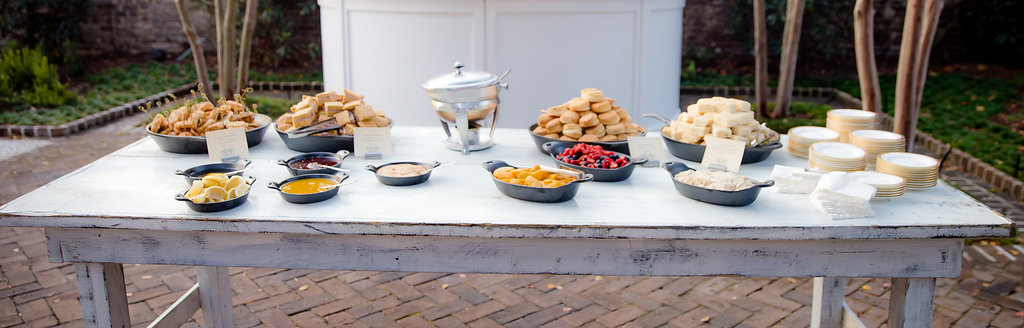 BSBCollective2016-2293 Lowcountry Soiree Fun: Biscuit Bar Inspiration