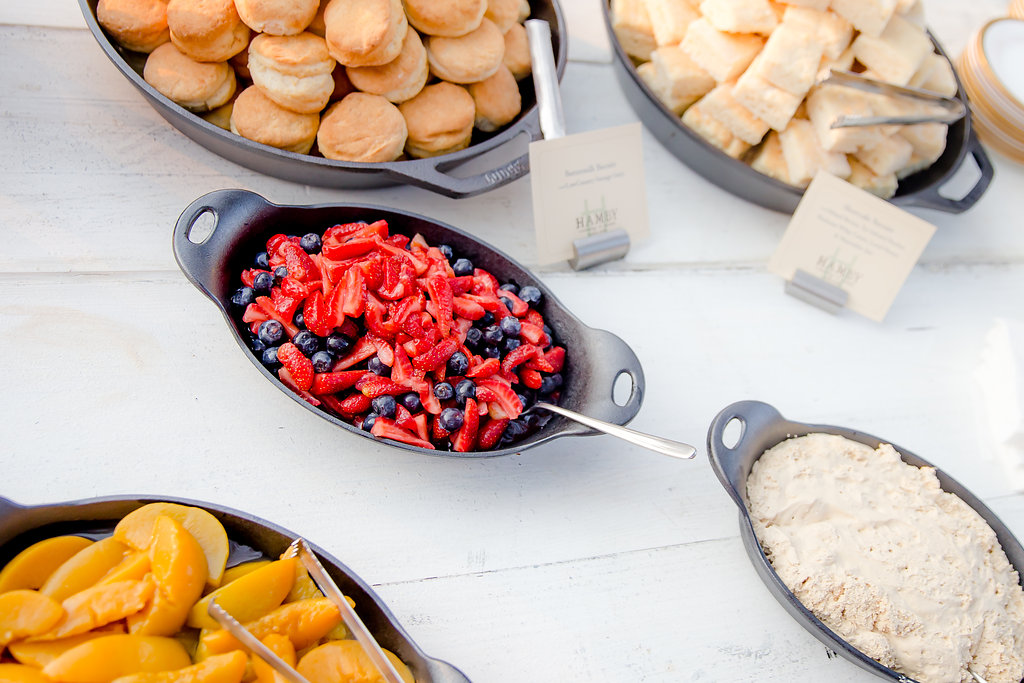 BSBCollective2016-2369 Lowcountry Soiree Fun: Biscuit Bar Inspiration