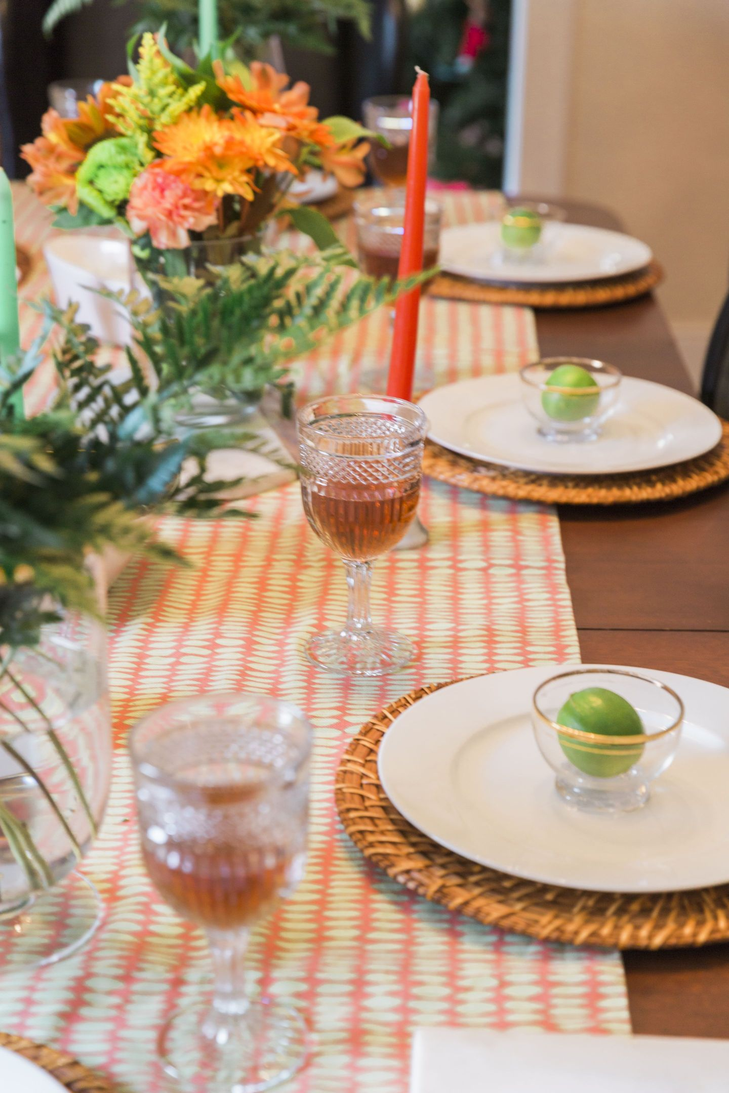 Black-Southern-Belle0076-1440x2160 FAMU Rattler-Inspired: Orange and Green Spring Dinner Party