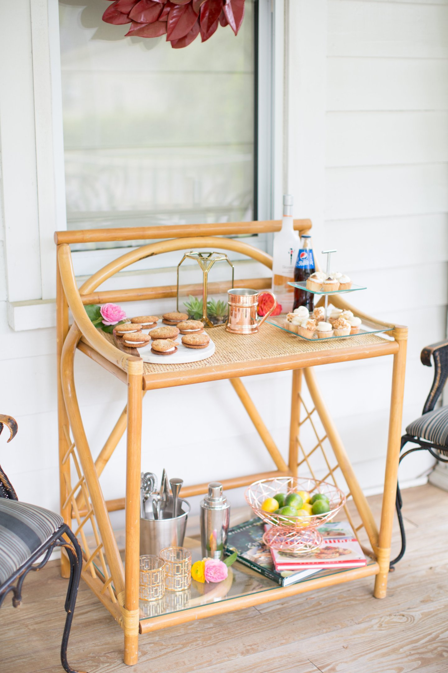 Front-Porch-0063-1440x2160 Southern Entertaining: Front Porch Party with Dessert and Drinks