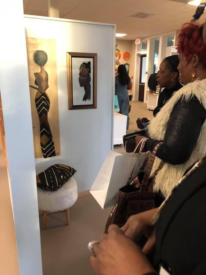 57370560_10218372177239837_5281096799388434432_n-1 Gullah Heritage Art Gallery Opening in Beaufort, SC