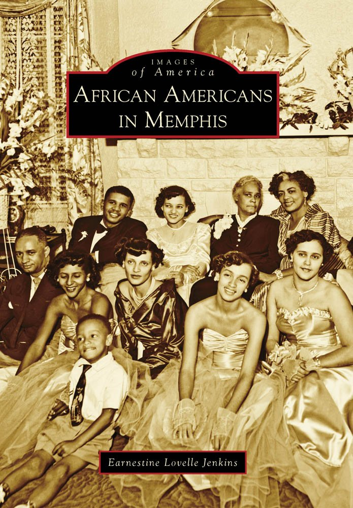 71qwettjjPL 5 Books About  Memphis Black History