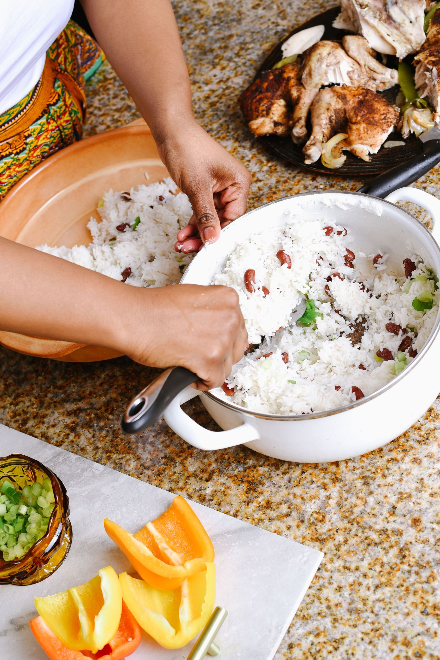 Chakayla31of1-1440x2160 North Carolina Chef Gives 3 Tips for Making Cooking at Home Easier