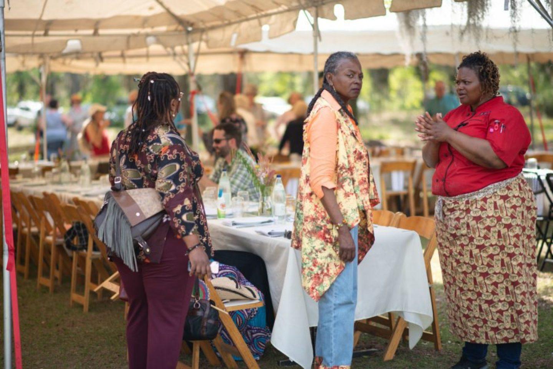 DSC_1242-1440x961 Coastal Georgia Black Owned Family  Farm Hosts Dinner With Award Winning Chefs