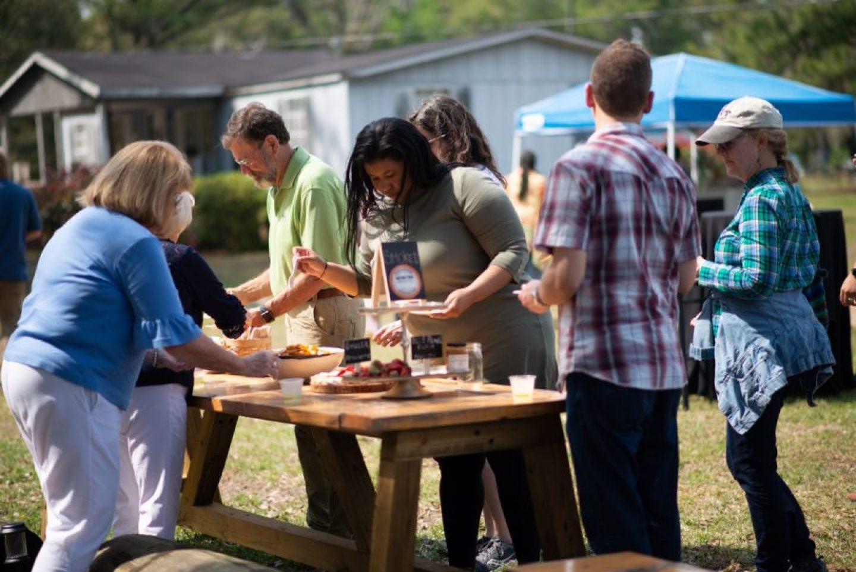 DSC_1247-1440x961 Coastal Georgia Black Owned Family  Farm Hosts Dinner With Award Winning Chefs