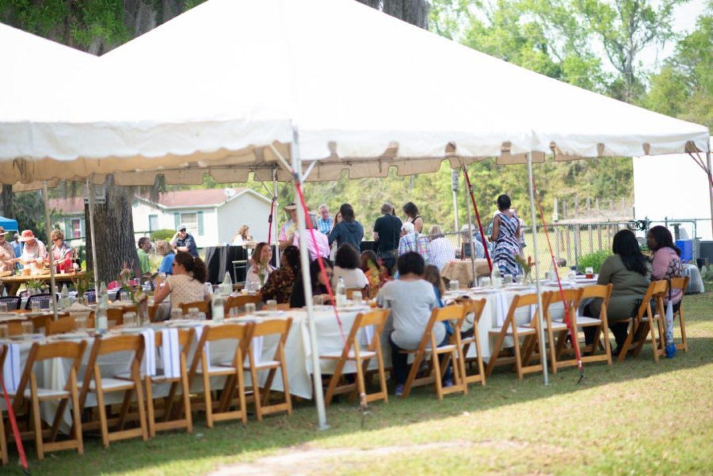 DSC_1264-1440x961 Coastal Georgia Black Owned Family  Farm Hosts Dinner With Award Winning Chefs