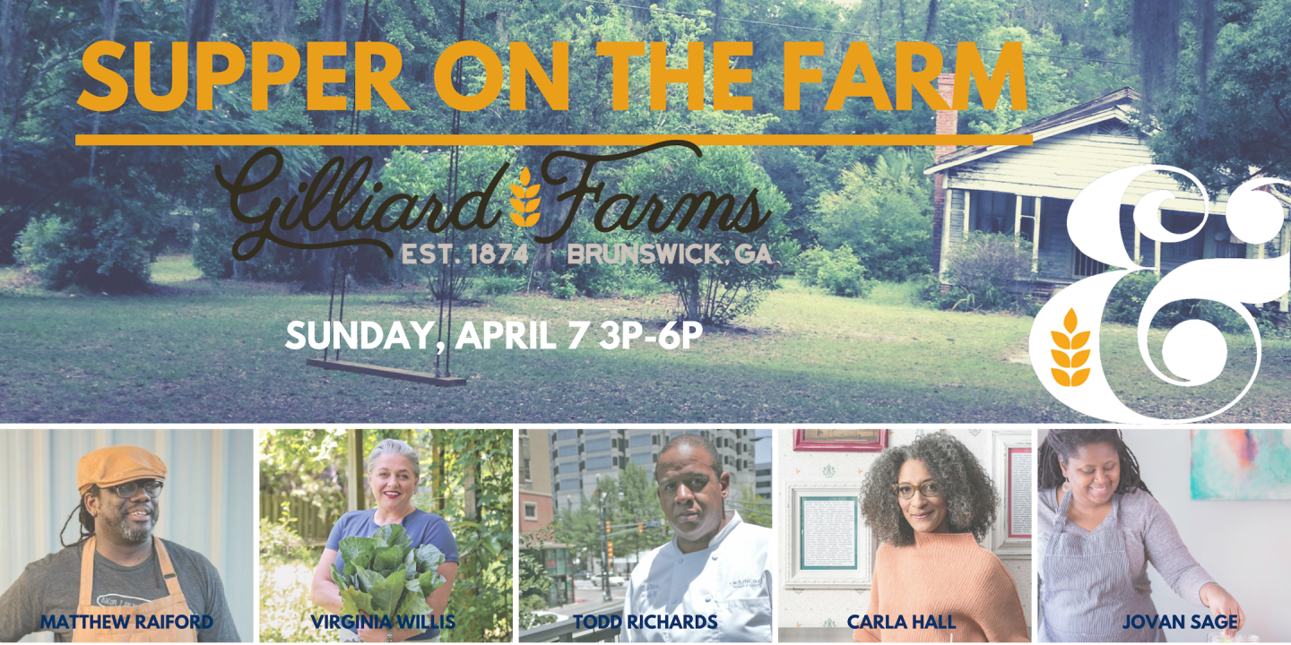 Eventbrite-1440x720 Coastal Georgia Black Owned Family  Farm Hosts Dinner With Award Winning Chefs