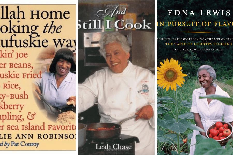 Soul Food Cookbooks We Love by 3 Black Southern Belle Legends of Food