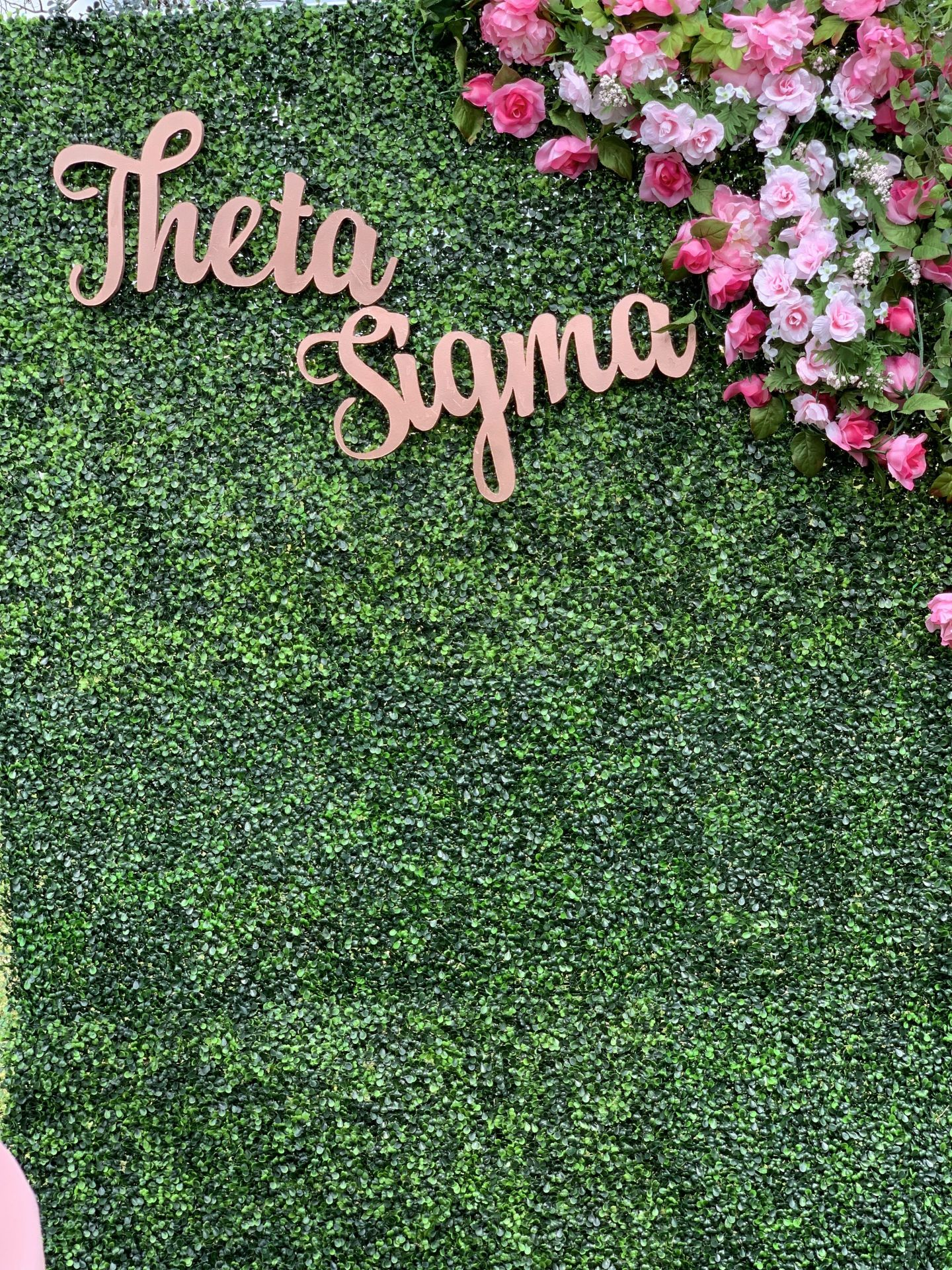 IMG_3014-1440x1920 Alpha Kappa Alpha Soiree - Pink & Green Outdoor Party Inspiration in Alabama