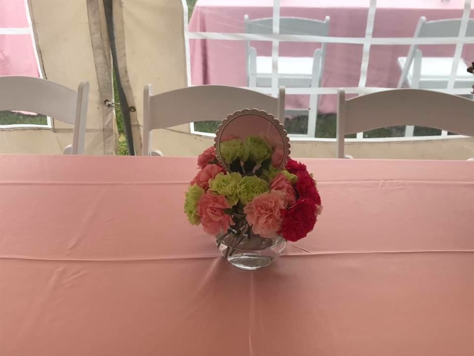 IMG_3115 Alpha Kappa Alpha Soiree - Pink & Green Outdoor Party Inspiration in Alabama