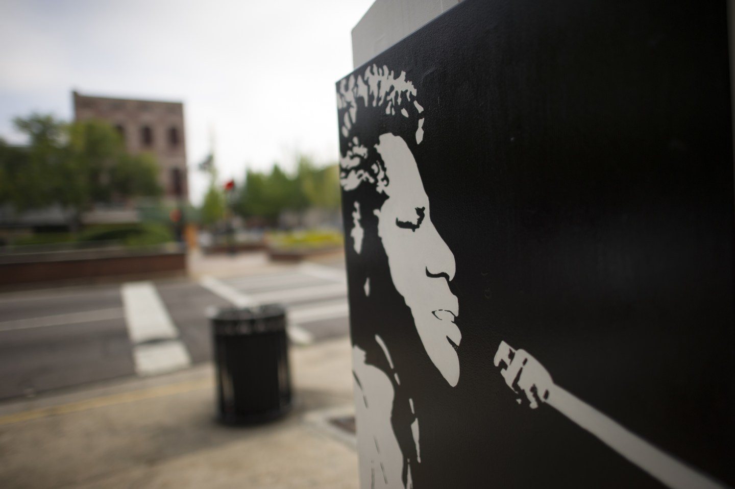 """James-Brown-Art-the-Box-Close-Up-1440x958 """"Get on the Good Foot"""" in Augusta, GA. – Celebration of James Brown's Birthday (May 3rd)"""