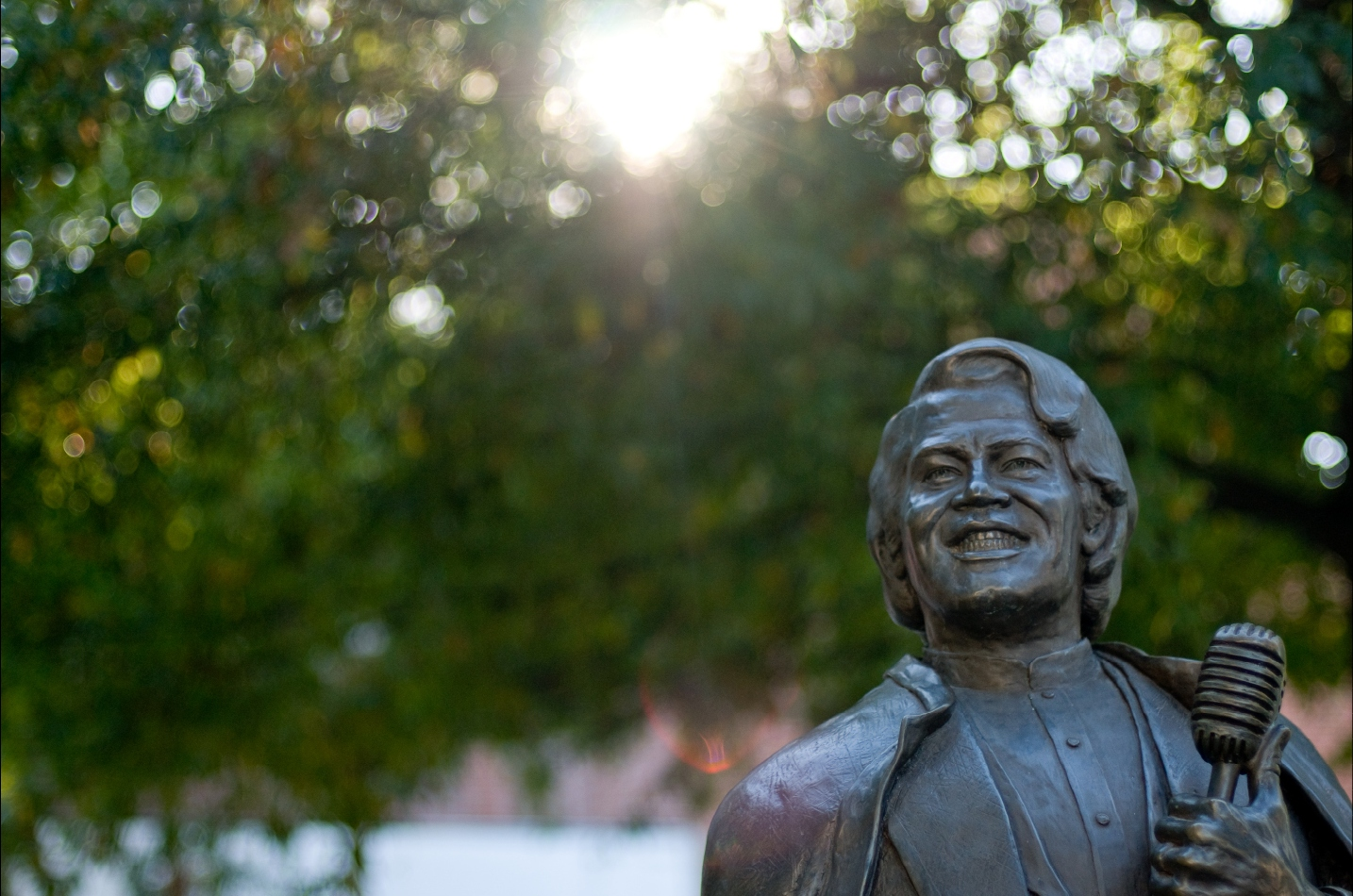 """James-Brown-Statue """"Get on the Good Foot"""" in Augusta, GA. – Celebration of James Brown's Birthday (May 3rd)"""