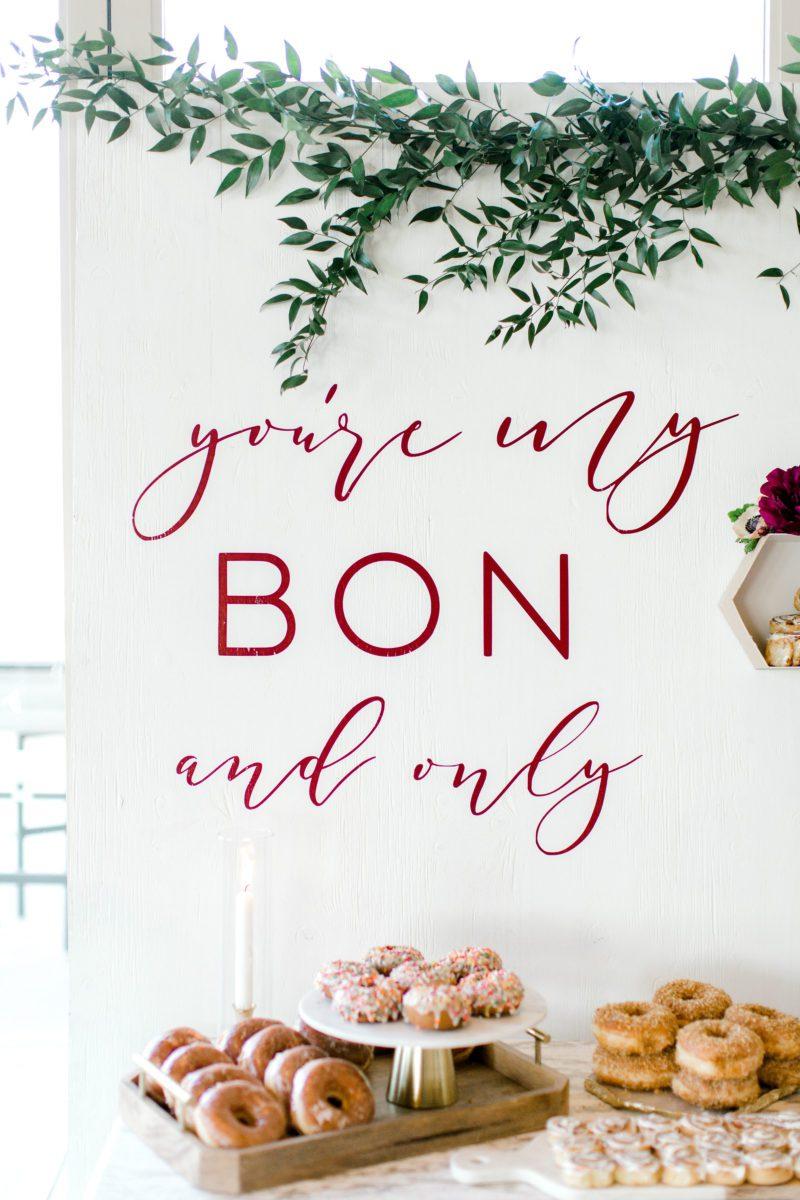PineandSea_HuberWedding_ReceptionDetails-105-1440x2160 Spring Wedding Inspiration: How to Host a Dessert Bar with Cinnabon