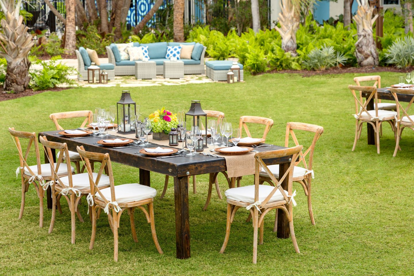 Sunset-Green-Table-Tight-6-1440x960 Coastal Party Inspiration: How to Host a Key West Style Party