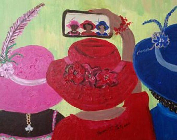 il_340x270_1296229043_cdnt Karen T. La Beau, New Orleans Native, Showcases History & Culture Through Art