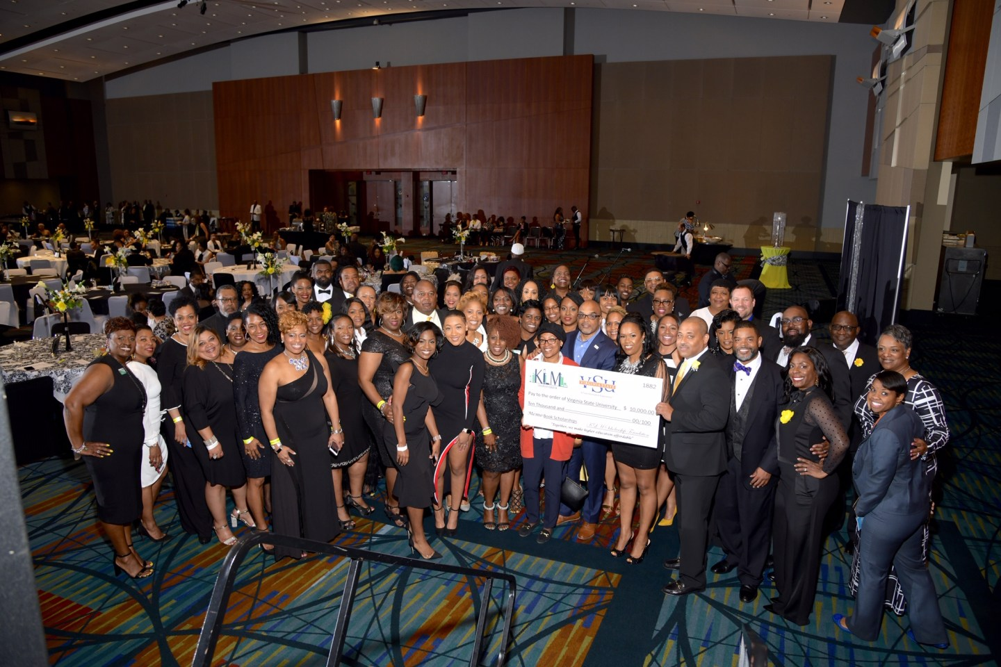 KLM Foundation Donates 10k in Book Scholarships to HBCU Students