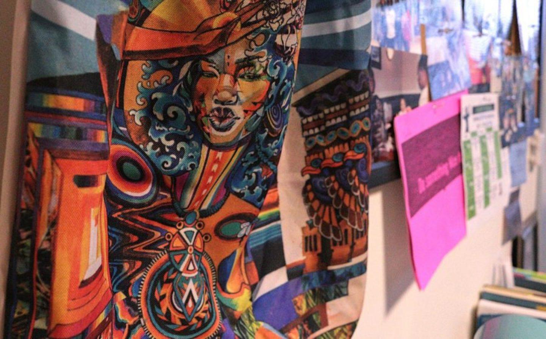 jen3-1440x893 HBCU Dorm Tour: Spelman College Student's Black Art Collection