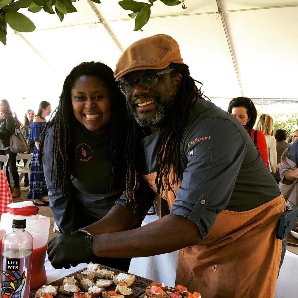 profile-southerc Coastal Georgia Black Owned Family  Farm Hosts Dinner With Award Winning Chefs