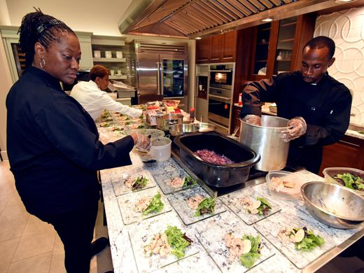 Hardette-Harris Six Black Women Culinarians Discuss Their Must-Have Kitchen Tools
